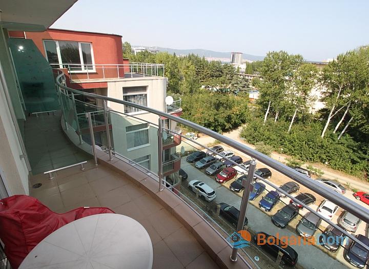 Двухуровневая квартира в современном комплексе. Фото 11
