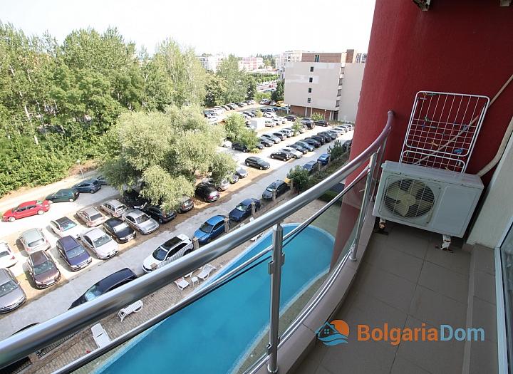 Двухуровневая квартира в современном комплексе. Фото 12