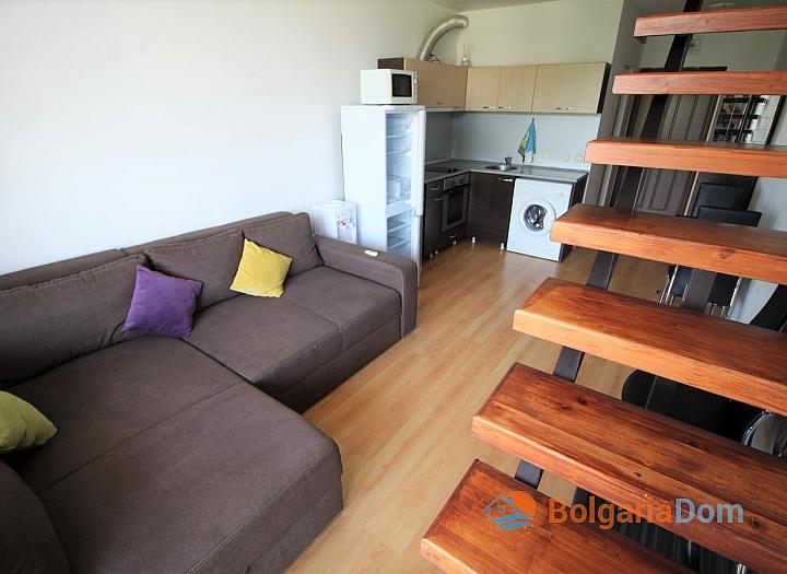 Двухуровневая квартира в современном комплексе. Фото 14