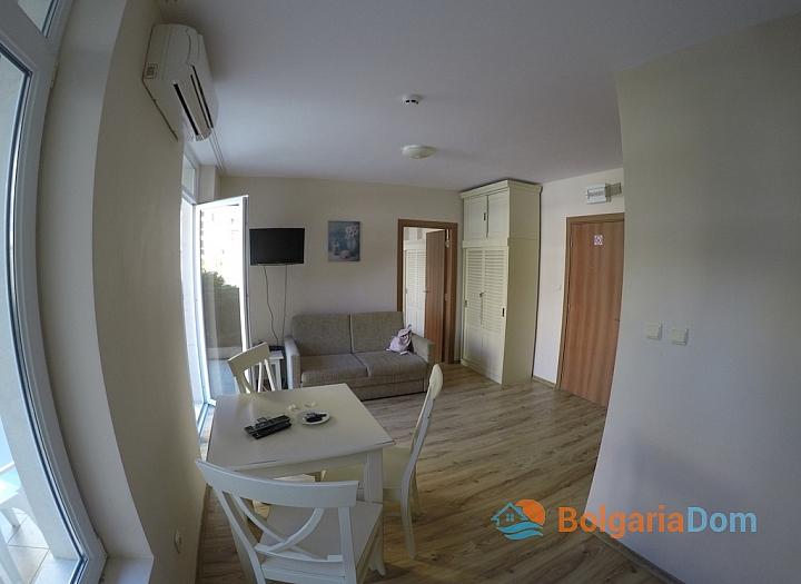Красивая квартира с одной спальней в элитном жилом комплексе Даун Парк. Фото 8