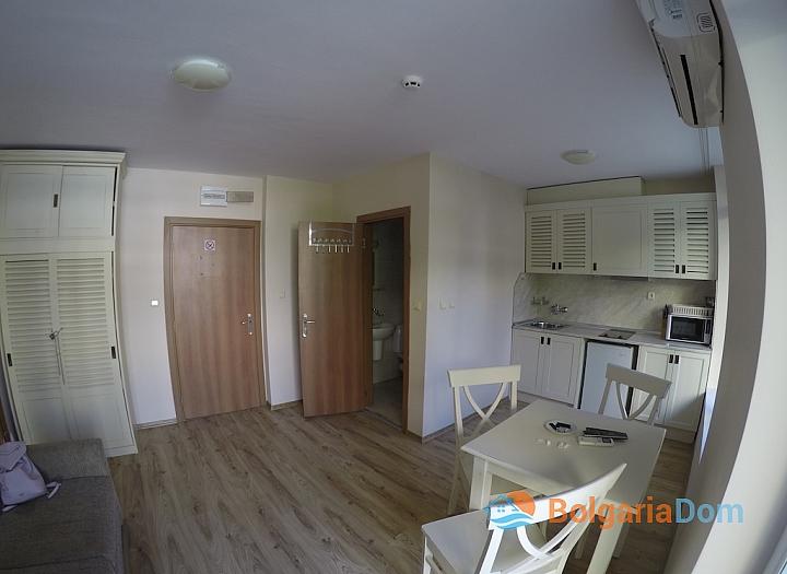 Красивая квартира с одной спальней в элитном жилом комплексе Даун Парк. Фото 9