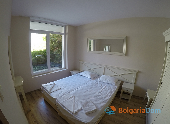 Красивая квартира с одной спальней в элитном жилом комплексе Даун Парк. Фото 11