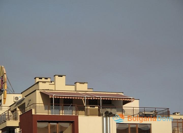 Большая квартира с панорамным видом на море в Святом Власе. Фото 12