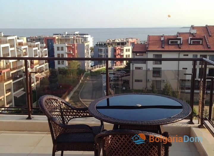 Большая квартира с панорамным видом на море в Святом Власе. Фото 5