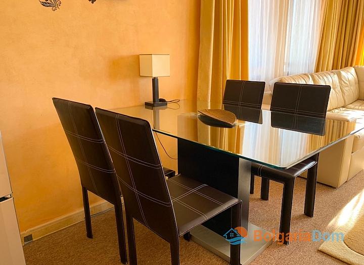 Двухкомнатная квартира в Святом Власе с видом на море. Фото 4