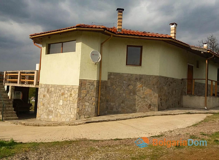 Одноэтажный дом в с. Паницово. Фото 1
