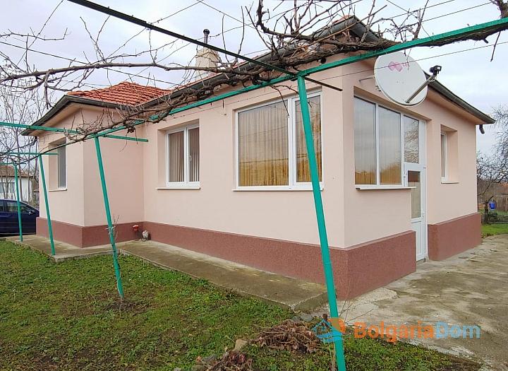 Недорогой одноэтажный дом с участком в Дюлево. Фото 3