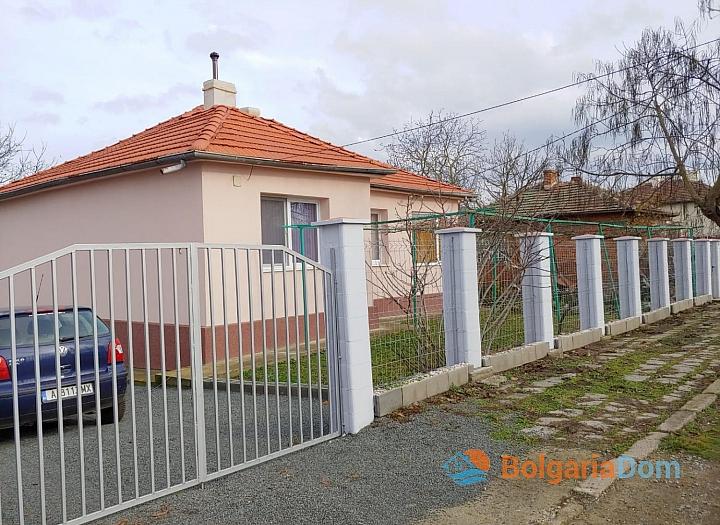 Недорогой одноэтажный дом с участком в Дюлево. Фото 8
