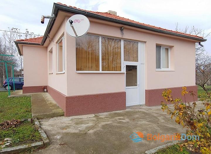 Недорогой одноэтажный дом с участком в Дюлево. Фото 1