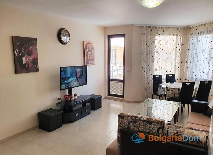 Двухкомнатная квартира на первой линии в Равде. Фото 7