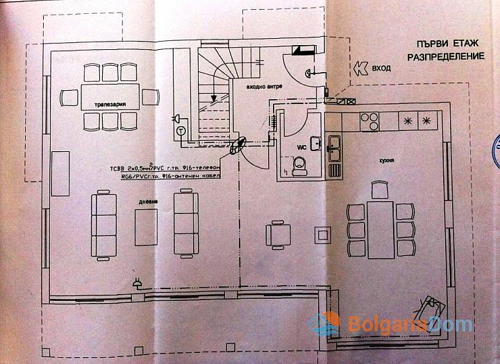 Большой дом на продажу в Равде. Фото 13