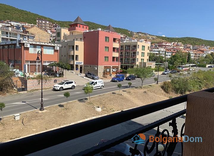 Трехкомнатная квартира с видом на море в новом элитном комплексе. Фото 12