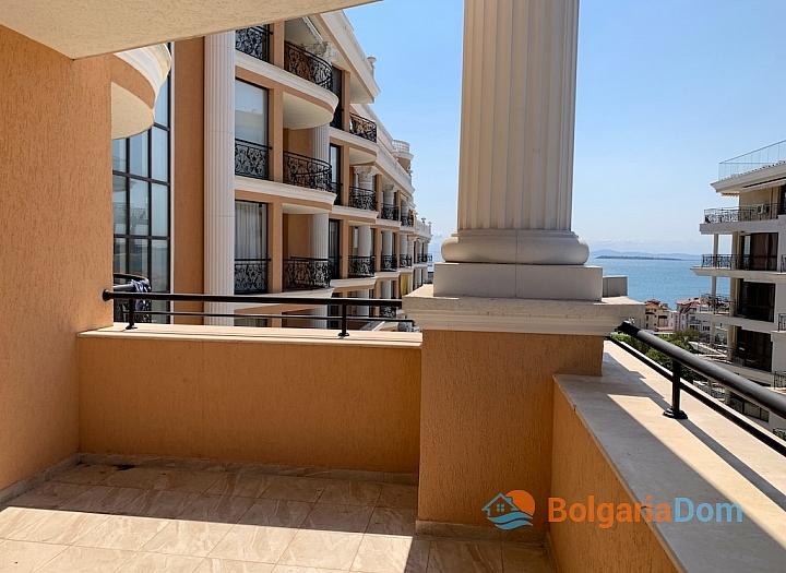 Трехкомнатная квартира с видом на море в новом элитном комплексе. Фото 4