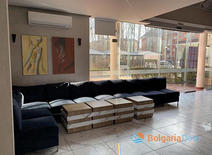 Двухкомнатная меблированная квартира с джакузи на Солнечном берегу. Фото 14