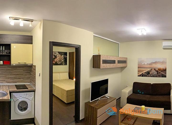 Двухкомнатная квартира в комплексе класса Люкс. Фото 13