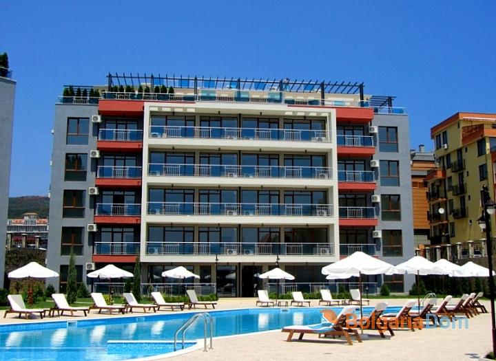 Двухкомнатная квартира с видом на море в рассрочку. Фото 10