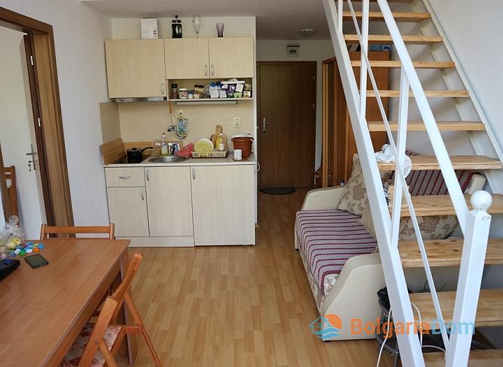 Недорогая трехкомнатная квартира в Солнечном Береге. Фото 9