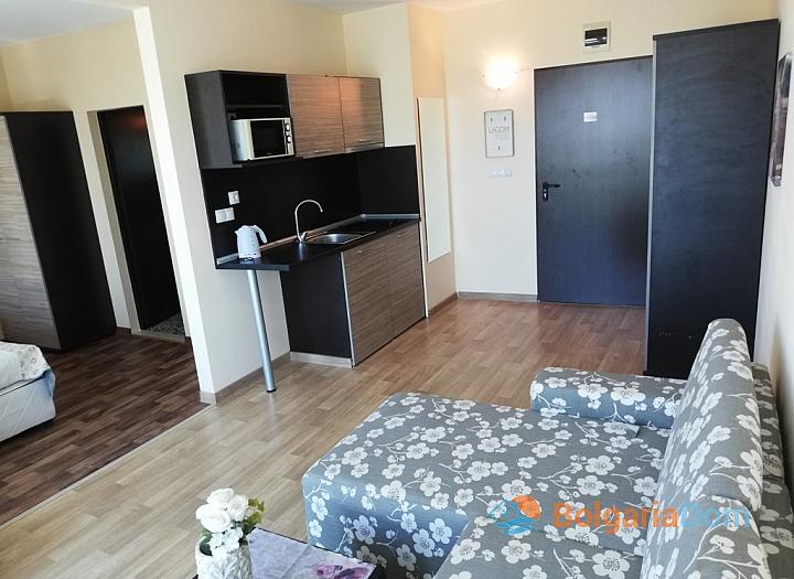 Недорогая двухкомнатная квартира на продажу в Сарафово. Фото 11