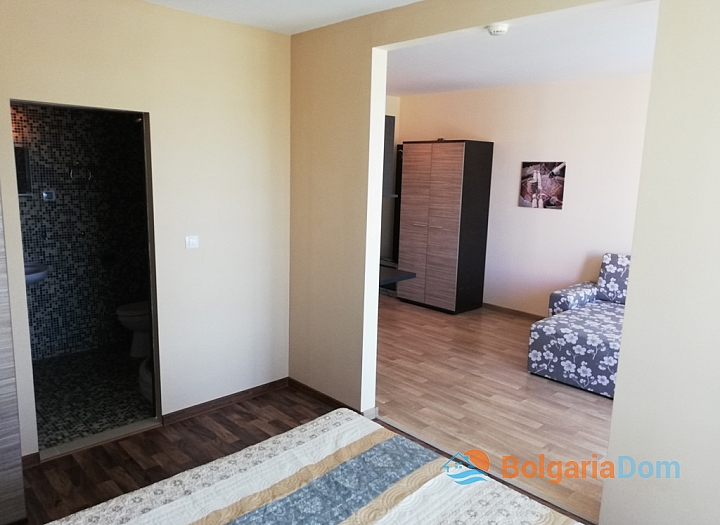 Недорогая двухкомнатная квартира на продажу в Сарафово. Фото 15