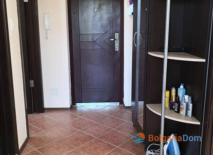 Меблированная трёхкомнатная квартира в комплексе Балкан Бриз 2. Фото 8