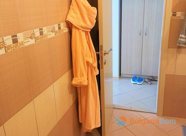 Уютная двухкомнатная квартира с красивым видом в отличном семейном комплексе. Фото 5