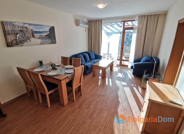 Прекрасная трёхкомнатная квартира в комплексе Райский Сад. Фото 2