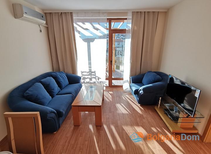 Прекрасная трёхкомнатная квартира в комплексе Райский Сад. Фото 4
