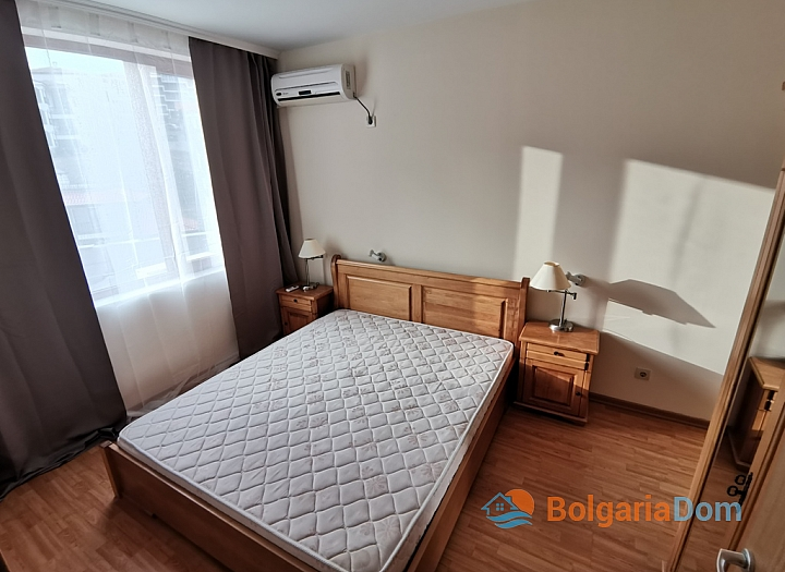 Прекрасная трёхкомнатная квартира в комплексе Райский Сад. Фото 8