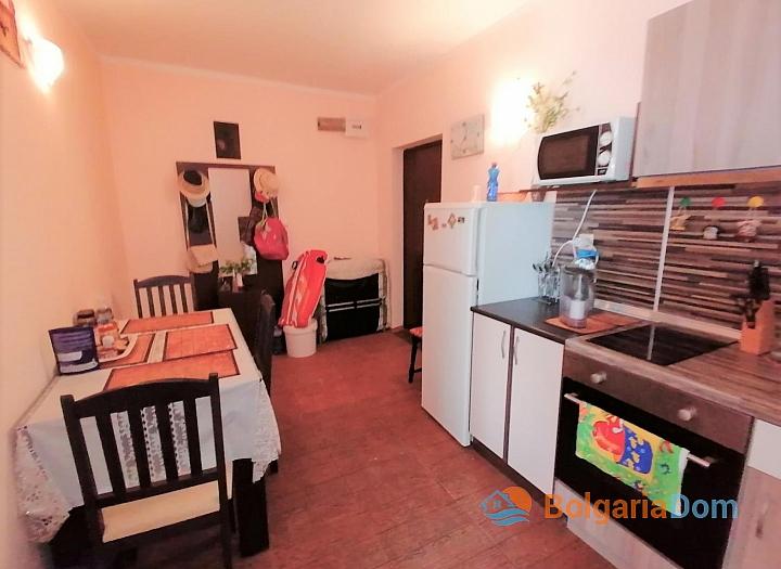 Меблированный апартамент в Поморие для постоянного проживания. Фото 4