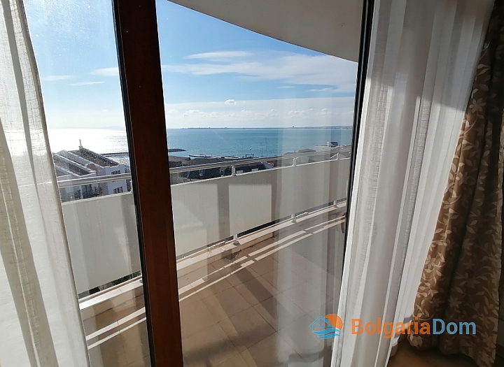 Двухкомнатный апартамент с видом на море в Святом Власе. Фото 16
