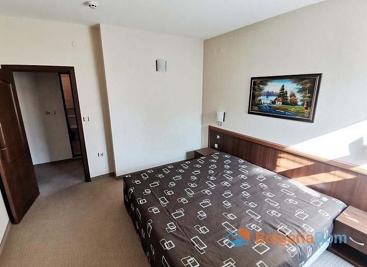 Апартамент с двумя спальнями на второй линии моря. Фото 15