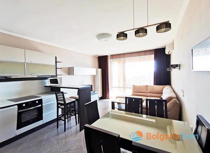 Апартамент с двумя спальнями в Меджик Дримс. Фото 1