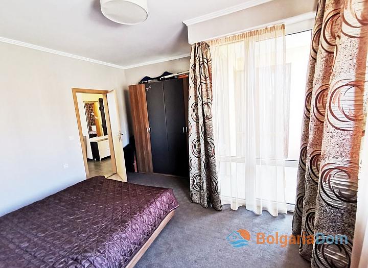 Апартамент с двумя спальнями в Меджик Дримс. Фото 11