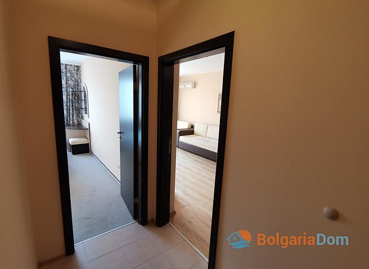 Двухкомнатная квартира с мебелью в Солнечном Береге. Фото 6