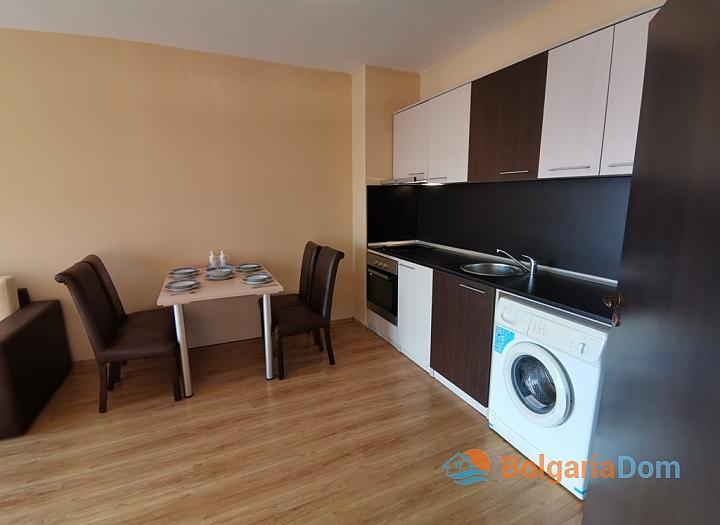 Двухкомнатная квартира с мебелью в Солнечном Береге. Фото 7