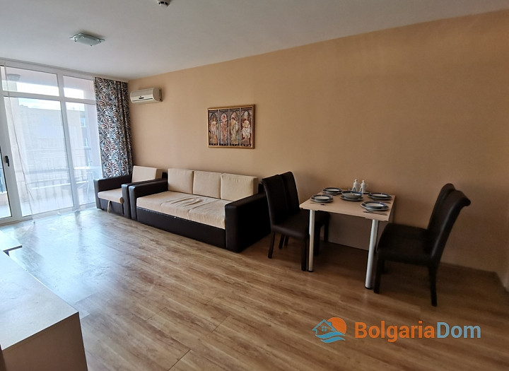 Двухкомнатная квартира с мебелью в Солнечном Береге. Фото 9
