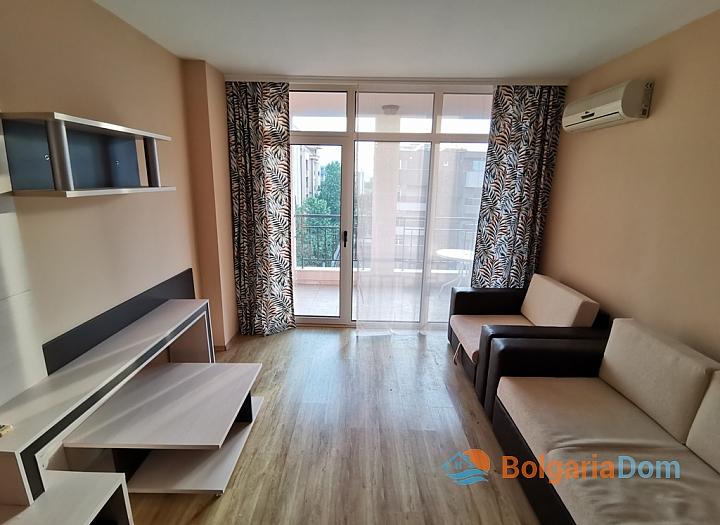Двухкомнатная квартира с мебелью в Солнечном Береге. Фото 11