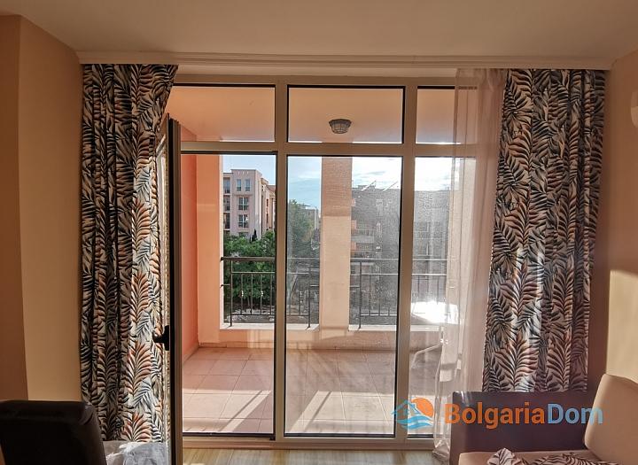 Двухкомнатная квартира с мебелью в Солнечном Береге. Фото 12