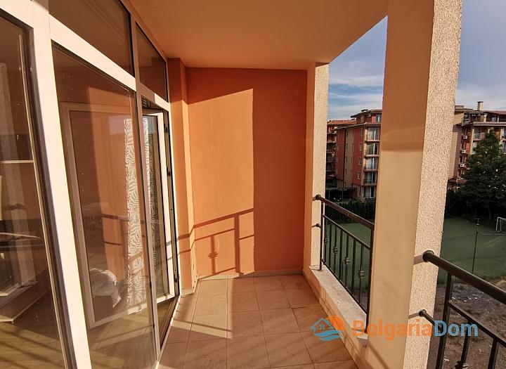 Двухкомнатная квартира с мебелью в Солнечном Береге. Фото 14