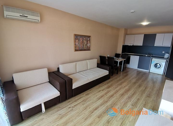 Двухкомнатная квартира с мебелью в Солнечном Береге. Фото 2