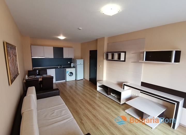 Двухкомнатная квартира с мебелью в Солнечном Береге. Фото 15