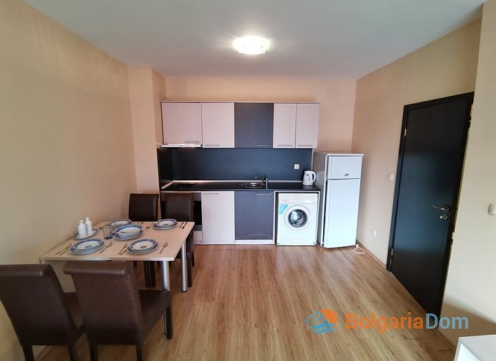 Двухкомнатная квартира с мебелью в Солнечном Береге. Фото 16