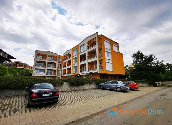 Двухкомнатная квартира в Созополе в комплексе Антик 5. Фото 15