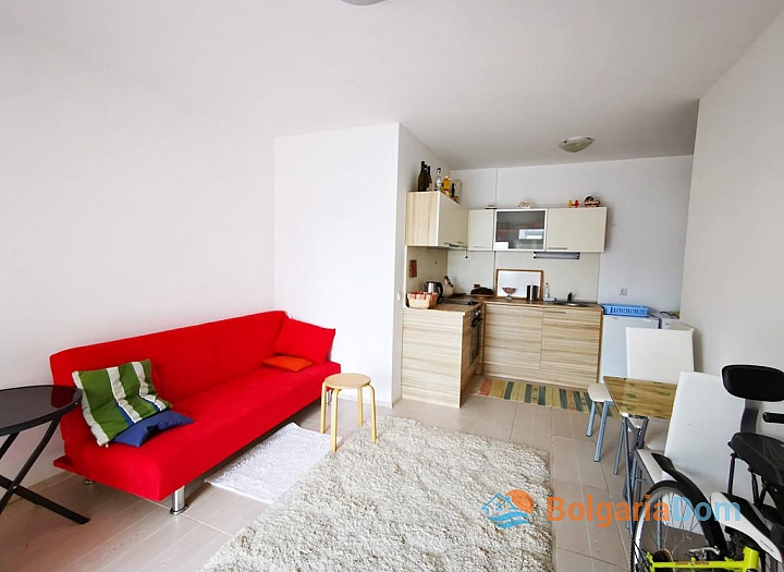 Двухкомнатная квартира в Созополе в комплексе Антик 5. Фото 2