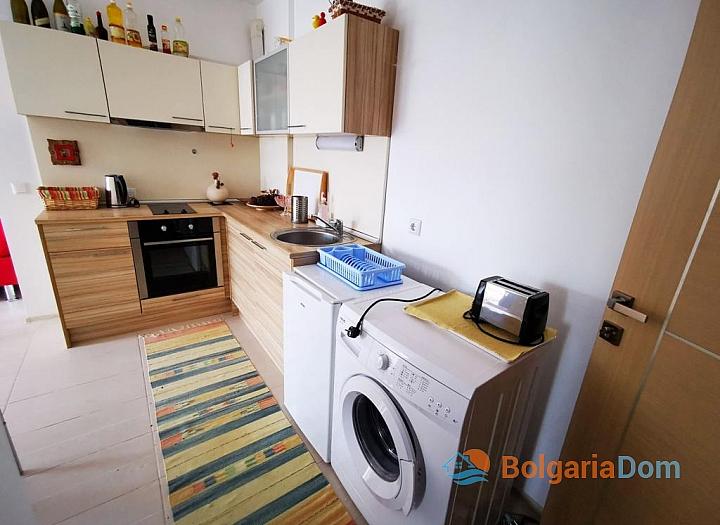 Двухкомнатная квартира в Созополе в комплексе Антик 5. Фото 6
