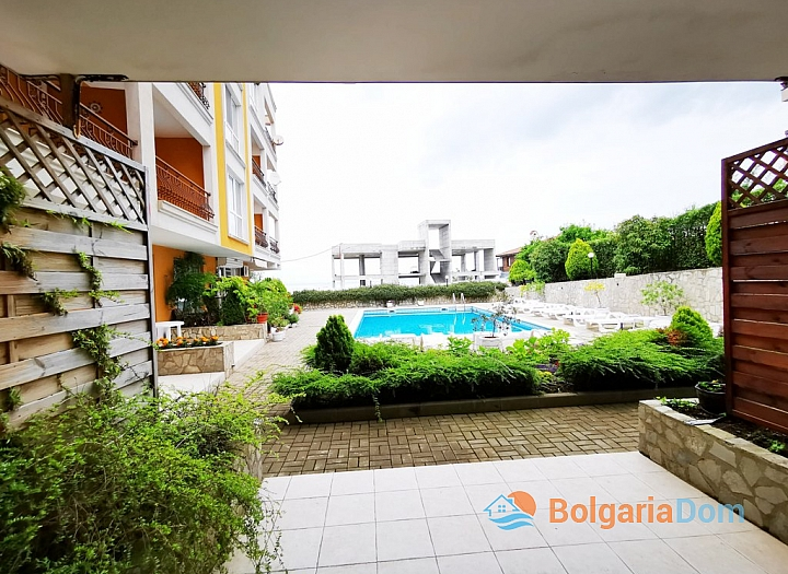 Двухкомнатная квартира в Созополе в комплексе Антик 5. Фото 10