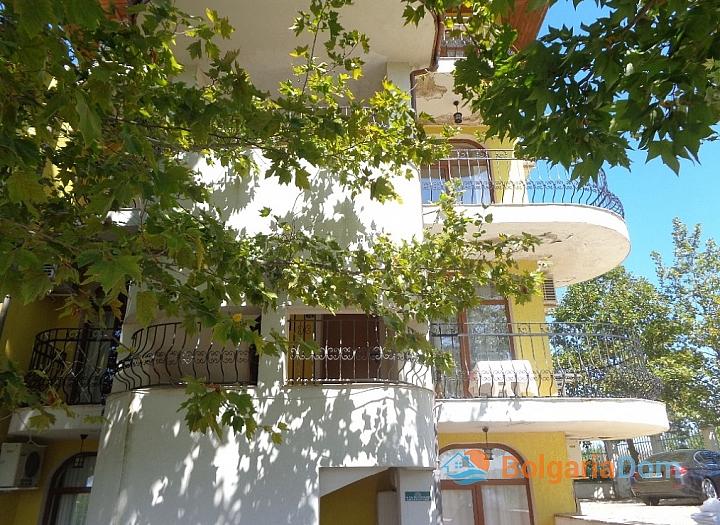 Двухуровневая квартира с видом на море в Созополе, Грин Хиллс. Фото 8