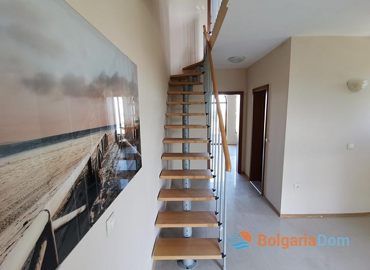 Двухуровневая квартира с видом на море в Созополе, Грин Хиллс. Фото 19