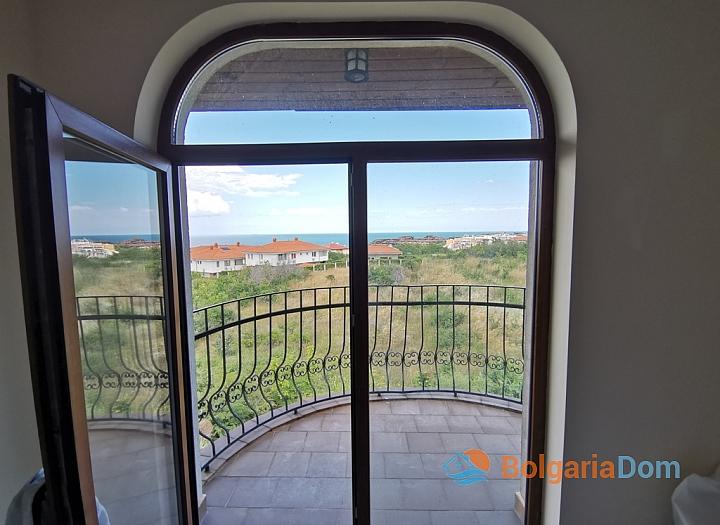 Двухуровневая квартира с видом на море в Созополе, Грин Хиллс. Фото 29