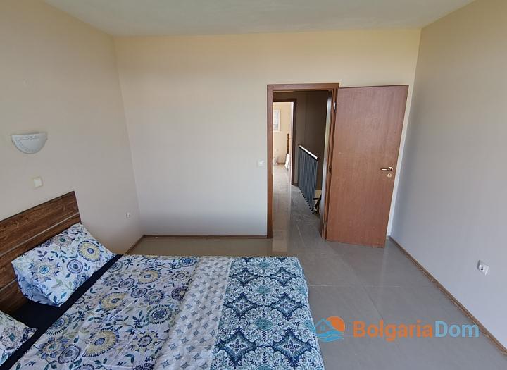Двухуровневая квартира с видом на море в Созополе, Грин Хиллс. Фото 25
